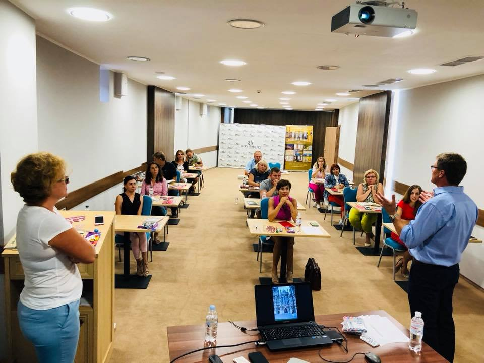 Workshop 17-18 серпня